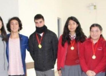 Concurso de poesía organizado por  Movimiento Estudiantil Renguino