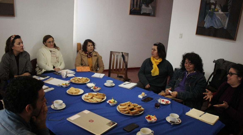 Liceo Luis Urbina Flores promueve el arte