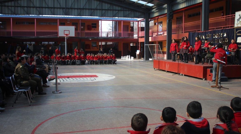 Renovación de Espacios en Escuela de Esmeralda