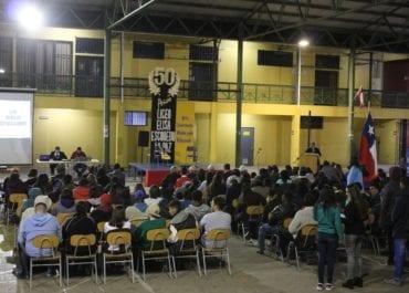 Aniversario Liceo Nocturno