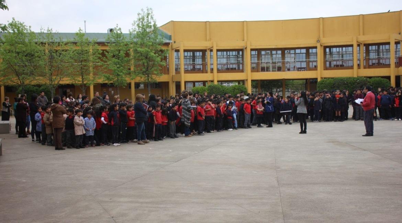 Acción Preventiva Escolar