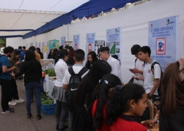 Feria Científica LUF
